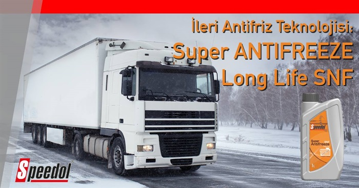 Super ANTIFREEZE Long Life SNF